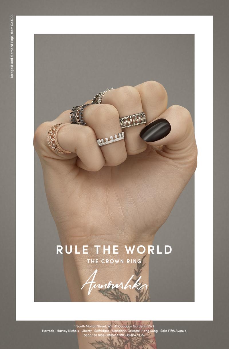 Annoushka - Rule the World