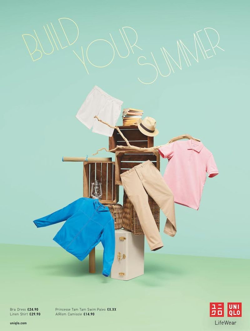 UNIQLO - Build Your Summer