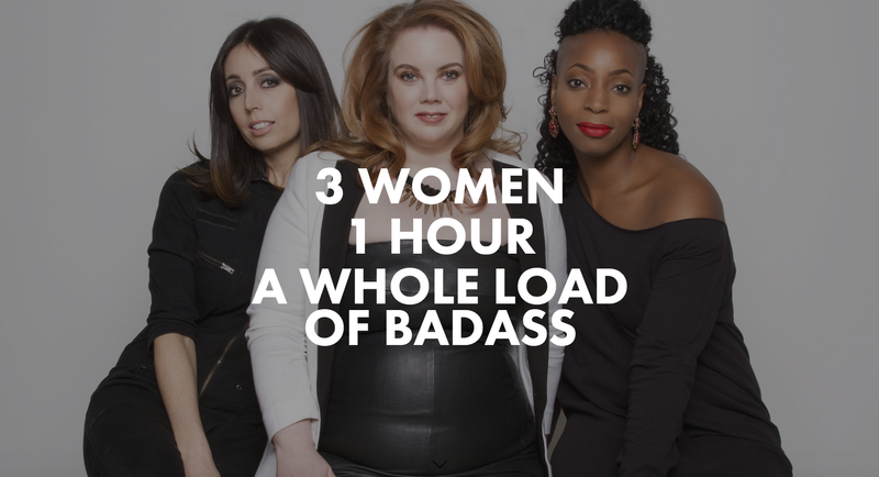 Bad Ass Women's Hour