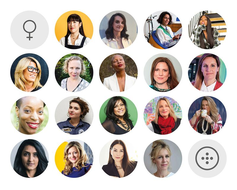 This International Women's Day, meet the 200 Women Redefining the Creative Industry in 2018
