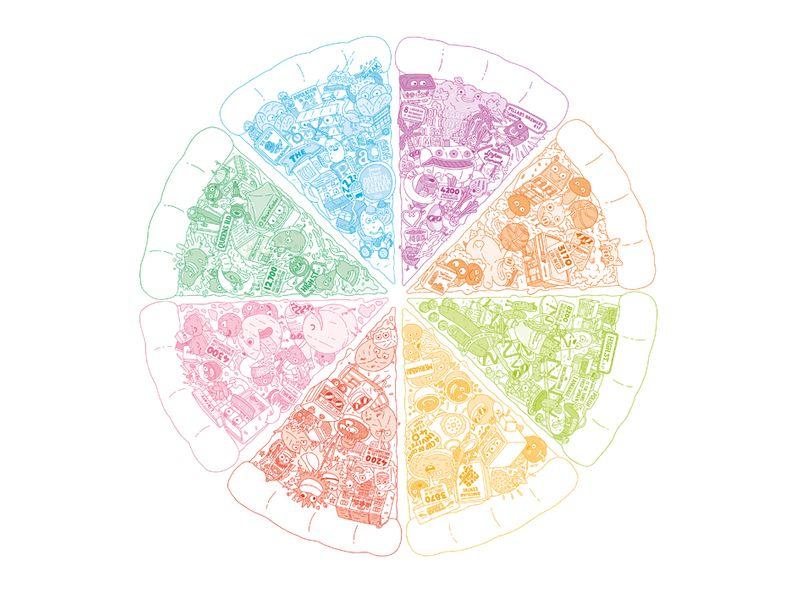 The Walthamstow Pizza: celebrating diversity
