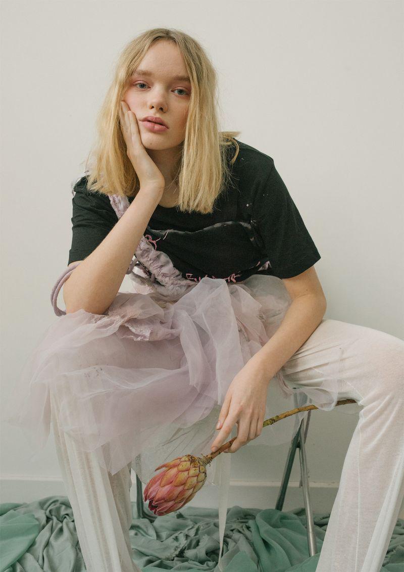 Sunday Girl Magazine x Katie Burdon