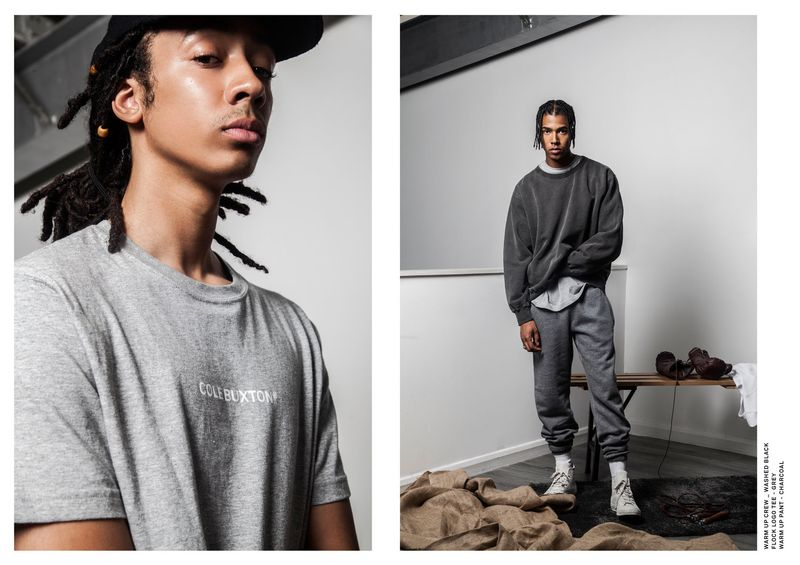 Cole Buxton Lookbook x THRDS
