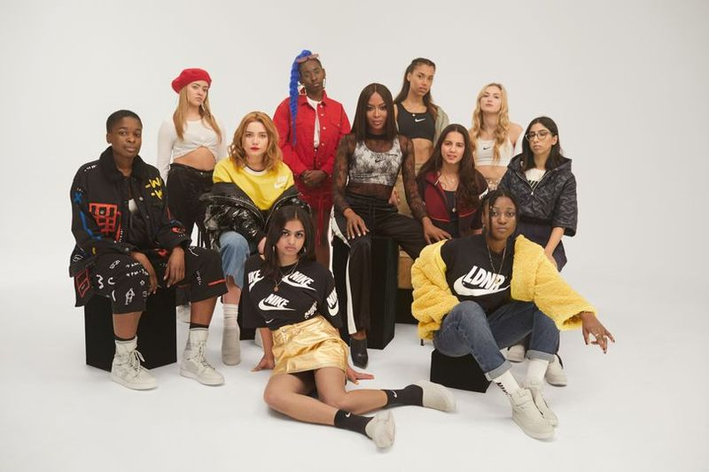 NIKE X VOGUE – STORIES OF YOUNG
