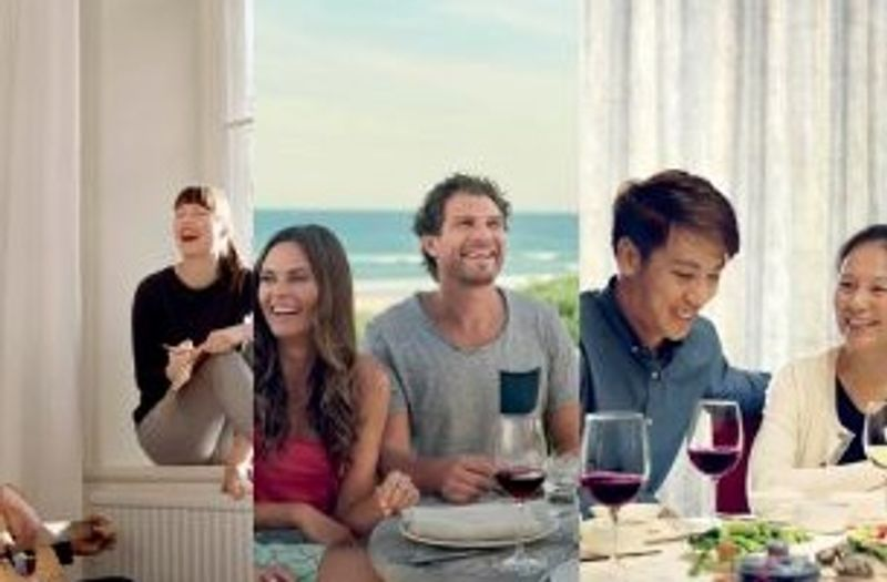 New Global Campaign - The World Smiles with Lindeman's