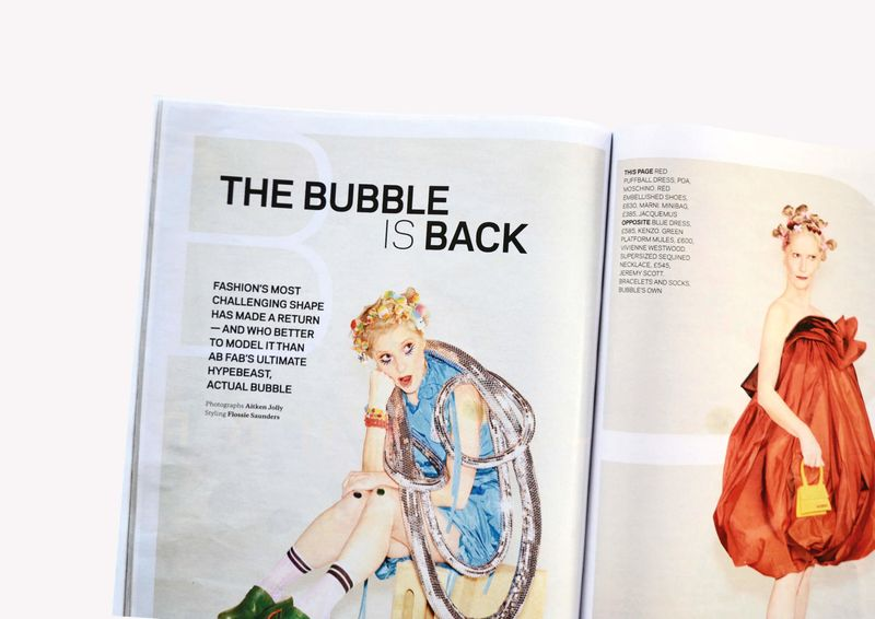 The Sunday Times Style: Big Fashion Issue