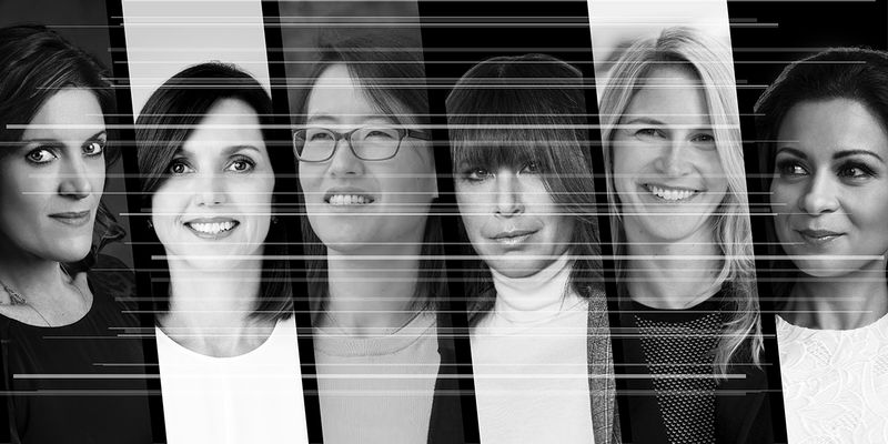 37 Women Who Are Disrupting the Status Quo and Championing Gender Diversity in Advertising and Tech, AdWeek