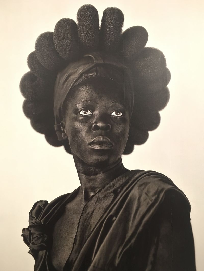 Zanele Muholi's Documentation of the Painful Journey of Black life