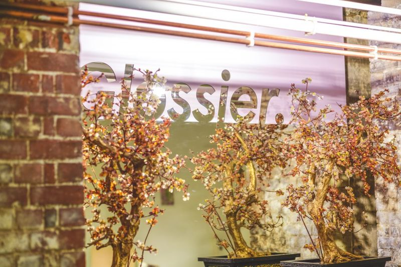 GLOSSIER UK LAUNCH RECEPTION