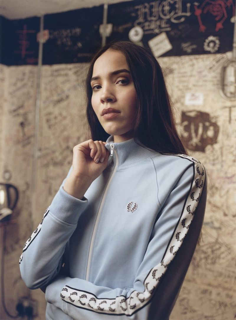 FRED PERRY X JD SPORTS