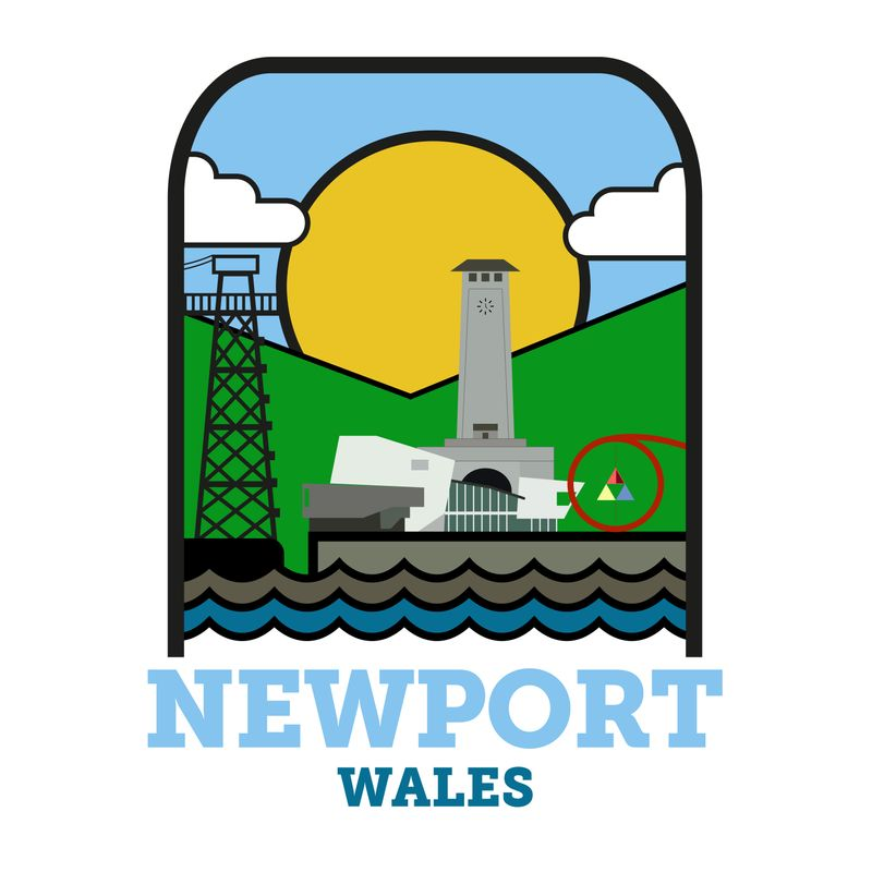 Newport Stickers