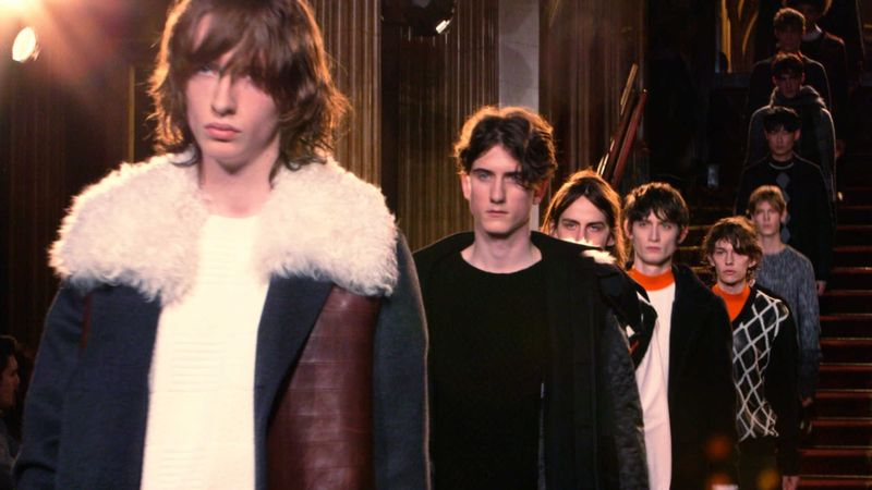 Pringle of Scotland Mens AW16, Producer