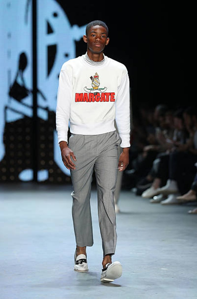 Topman Showspace SS17, Producer