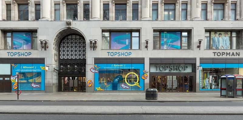 Topshop 'Splash!', Project Manager