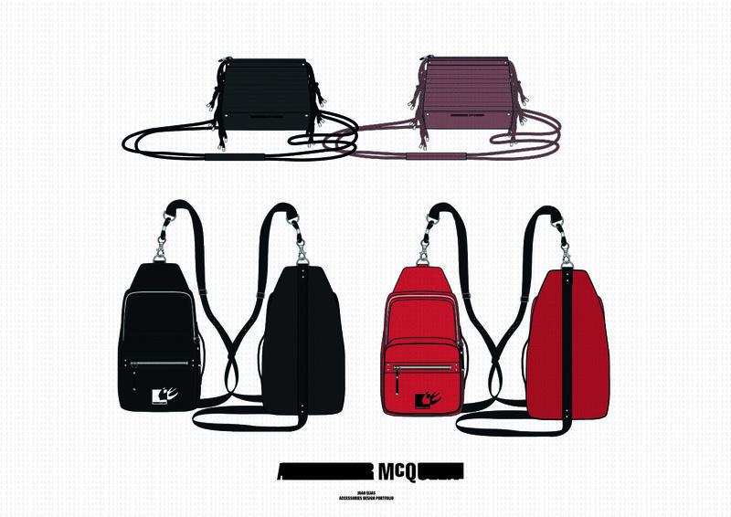 Womenswear Accessories Sample - MCQ