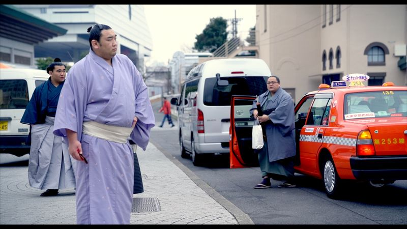 Bashoiri: Arrival of the Sumo Wrestlers - Nowness (Premiere)