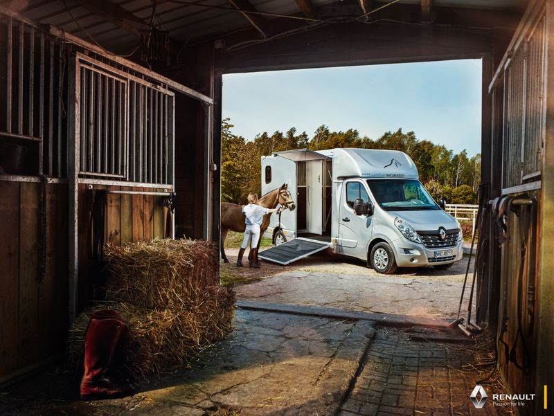 Renault LCV CEE Campaign