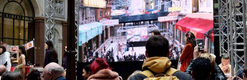 Star Wars at London Fashion Week: ILMxLab, FIA and Steventai