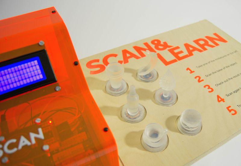 Scan&Learn