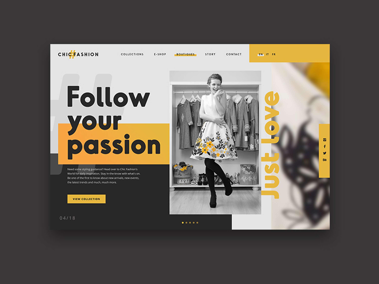 Designer Homepage