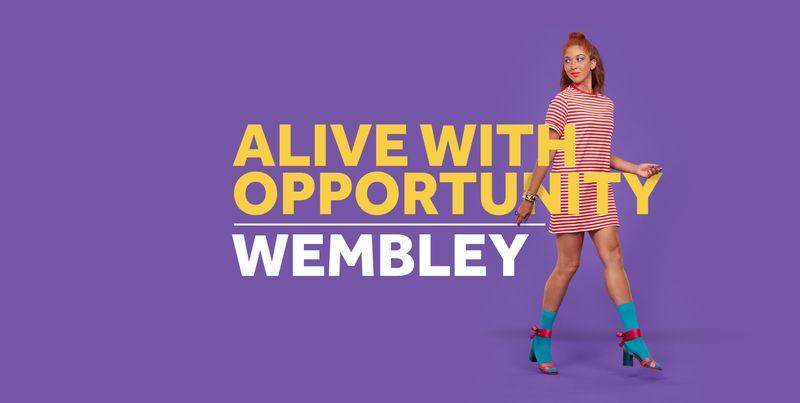 Wembley Park Launch Campaign