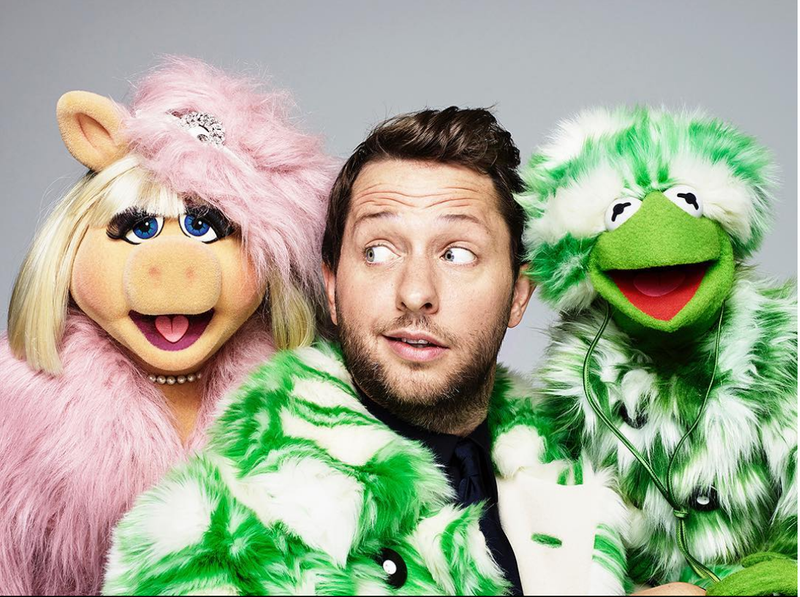 #LOVEADVENT2017 : DAY 25 -MUPPETS BY RANKIN: The Movie
