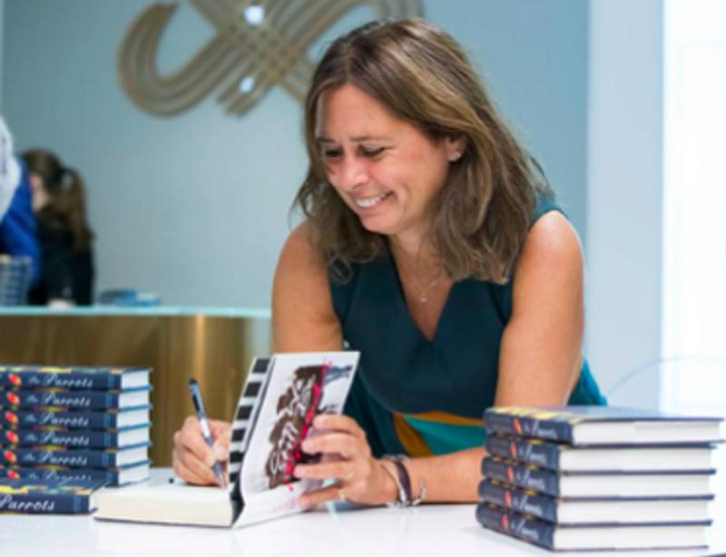 Alexandra Shulman: The Parrots Book Signing
