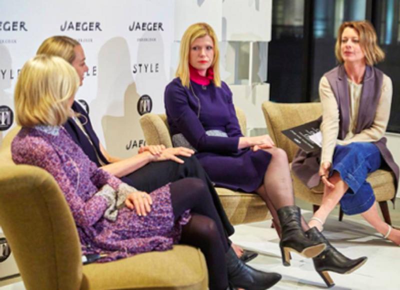Style Magazine x Jaeger Fashion Week Event