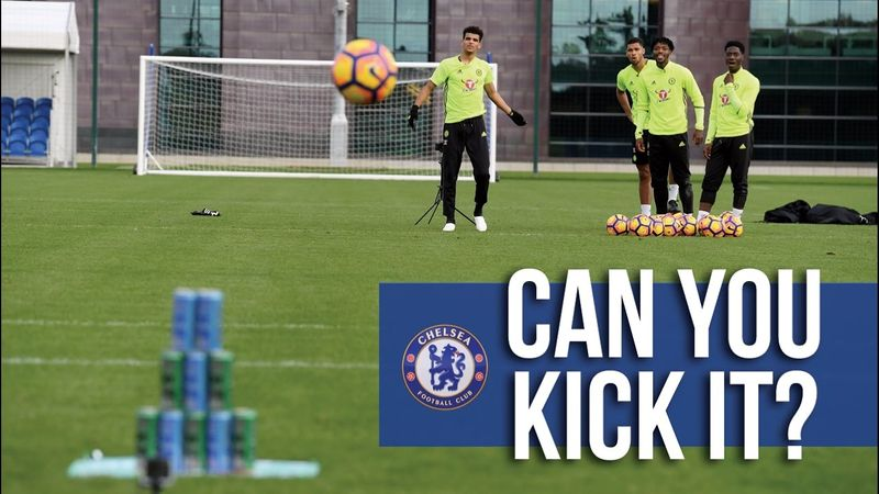 Carabao x Chelsea FC: Can You Kick It?