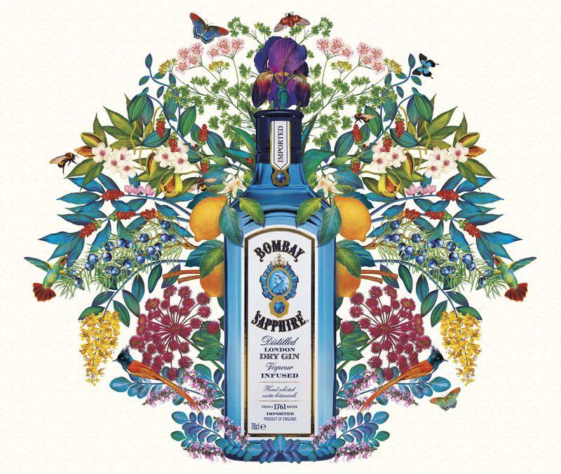 A Gin of Ten Journeys