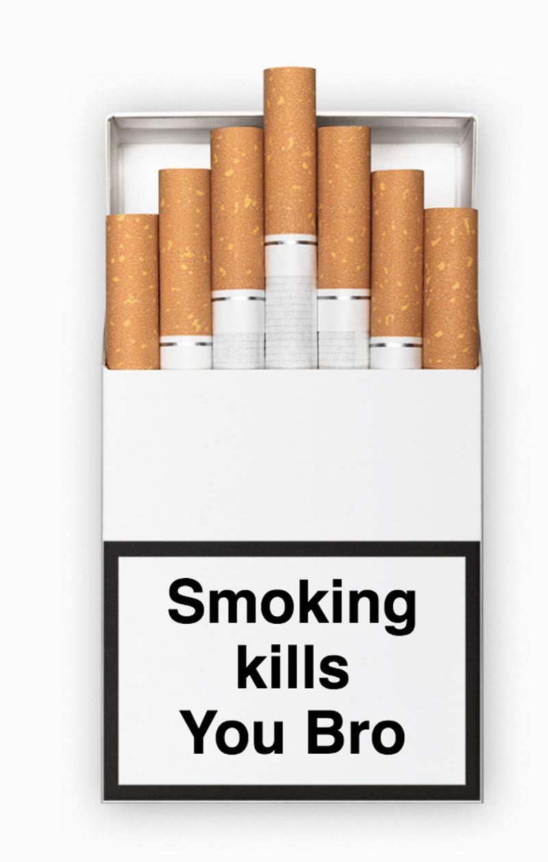 Personalised Health Warnings