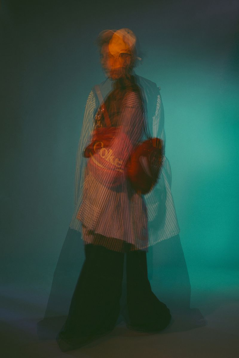 Nylon Magazine - Colour Trance