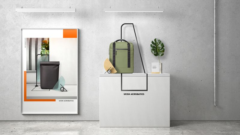 Ucon Acrobatics - Key Visuals & Merchandising