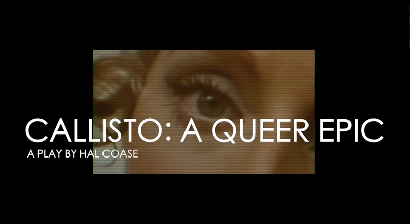 Arcola Theatre: Callisto Trailer