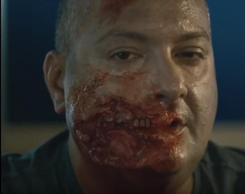 AMC Fear of the Walking Dead series launch in Czech Republic