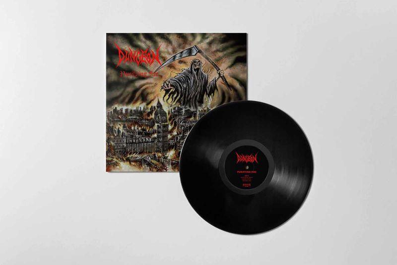 Dungeon Album Layout