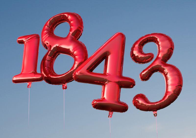 1843 LAUNCH IMAGES