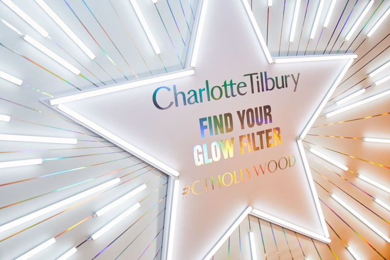 Charlotte Tilbury - Hollywood Bling Launch