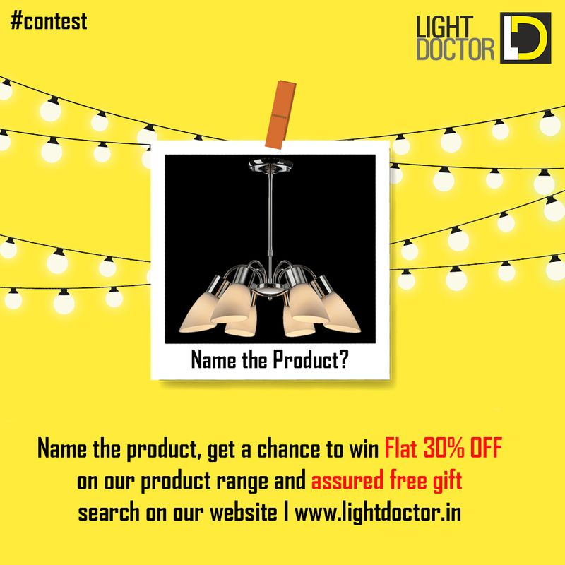 Lighting Contest by Light Doctor
