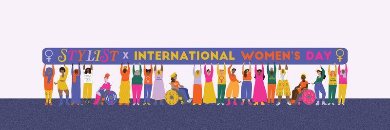 'Stylist x International Women's Day'   Stylist Magazine   Erin Aniker Illustration