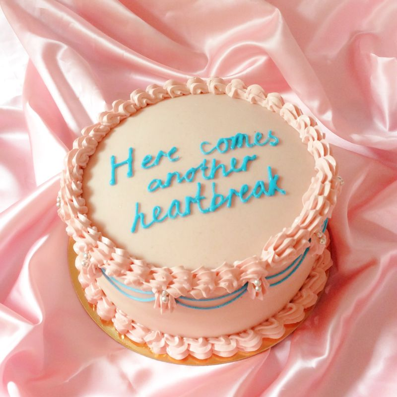 ___ on Cake