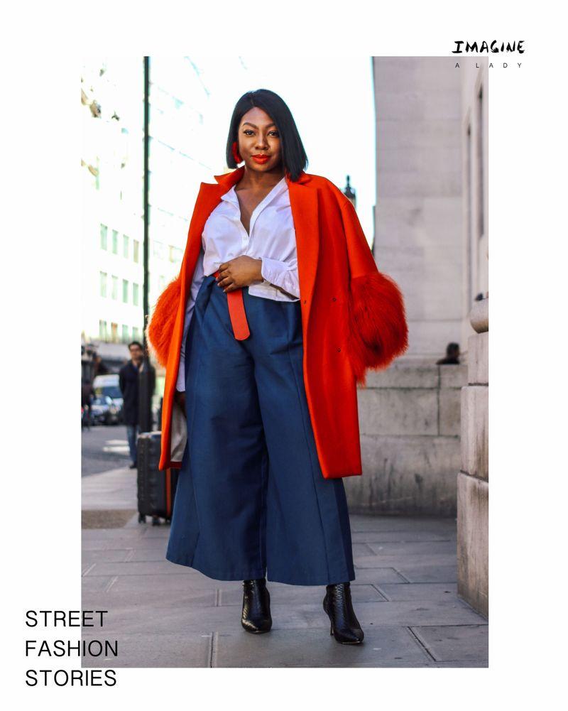 Street fashion stories