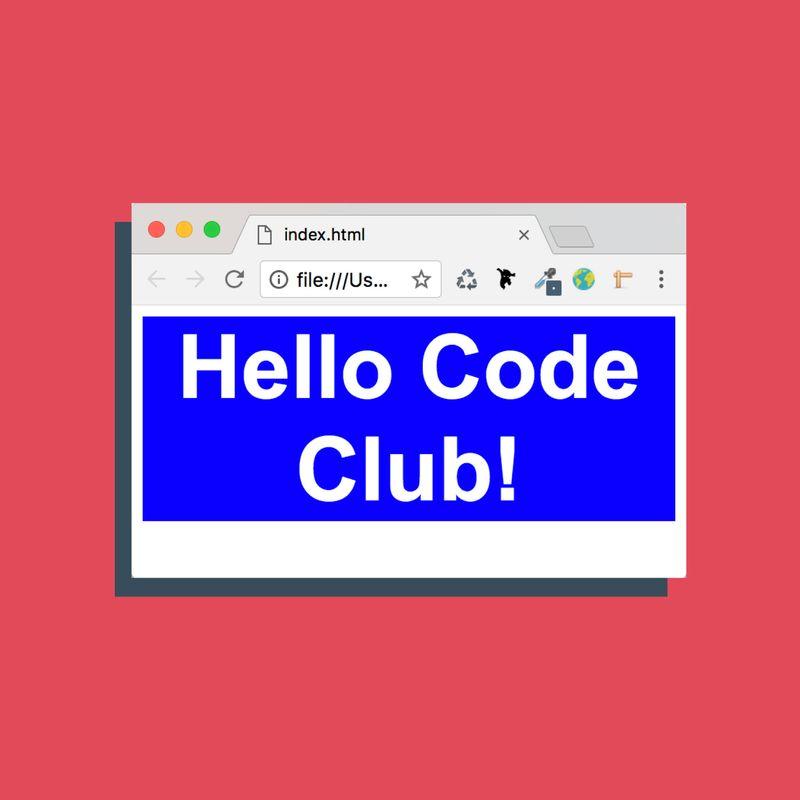 Code Club #01