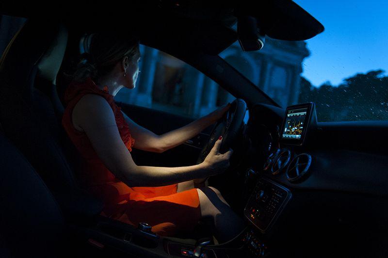 Lifestyle ADV - Mercedes Benz + Avis - Italy