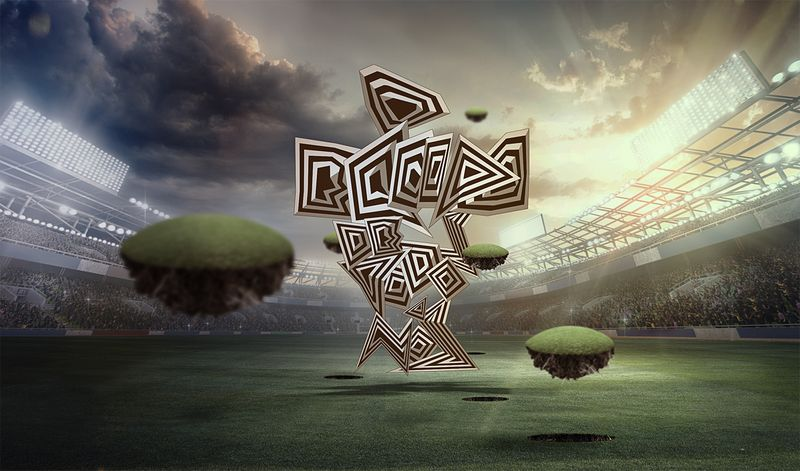 Nike World cup Artist Series