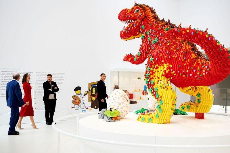 Inside the utopian, brick-loving world of LEGO's adult fandom