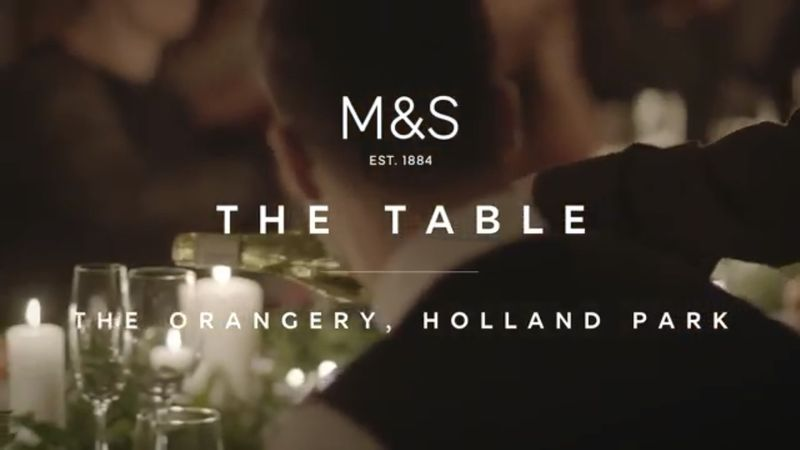 M&S Food: The Table
