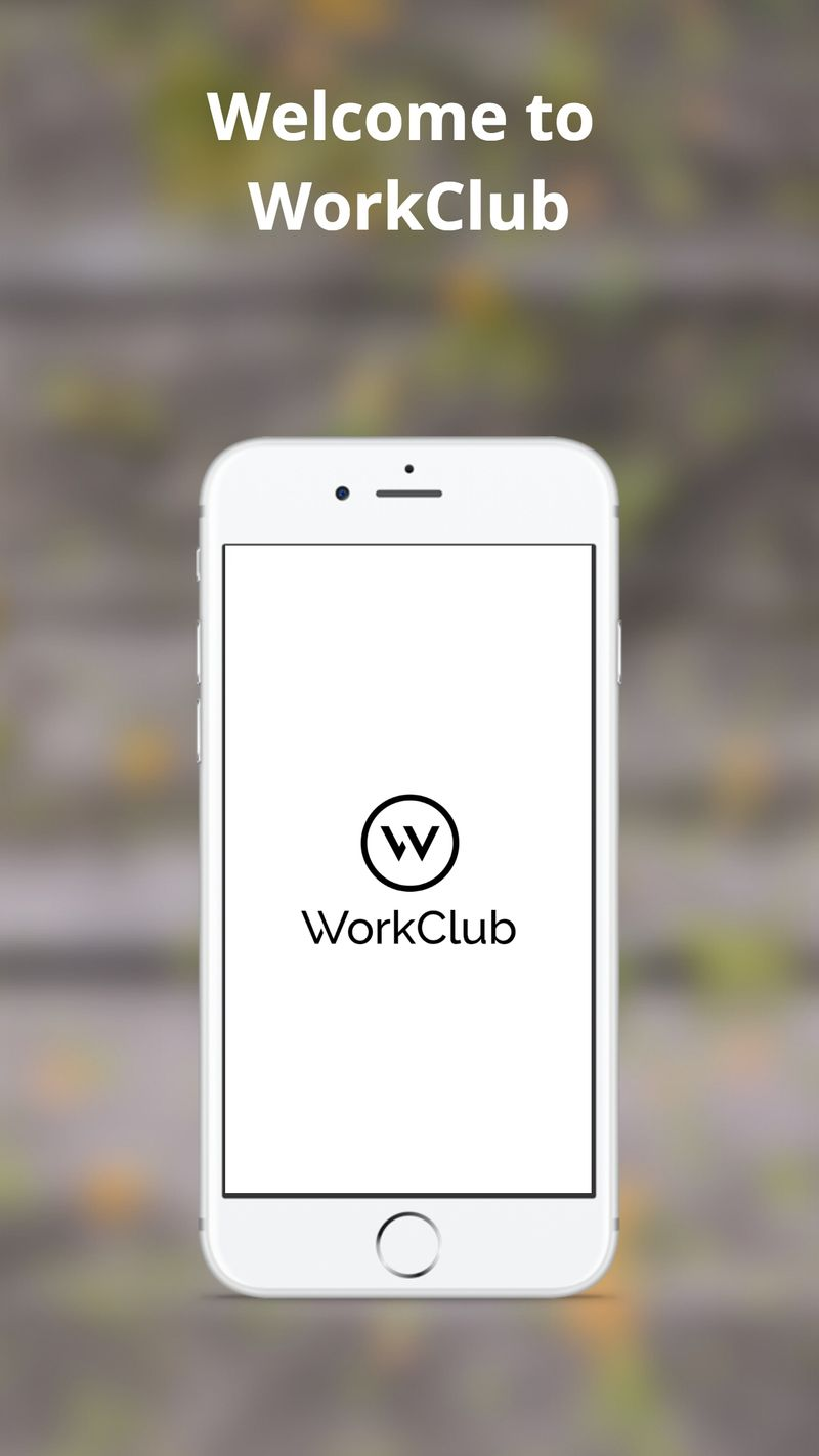 Welcome to WorkClub