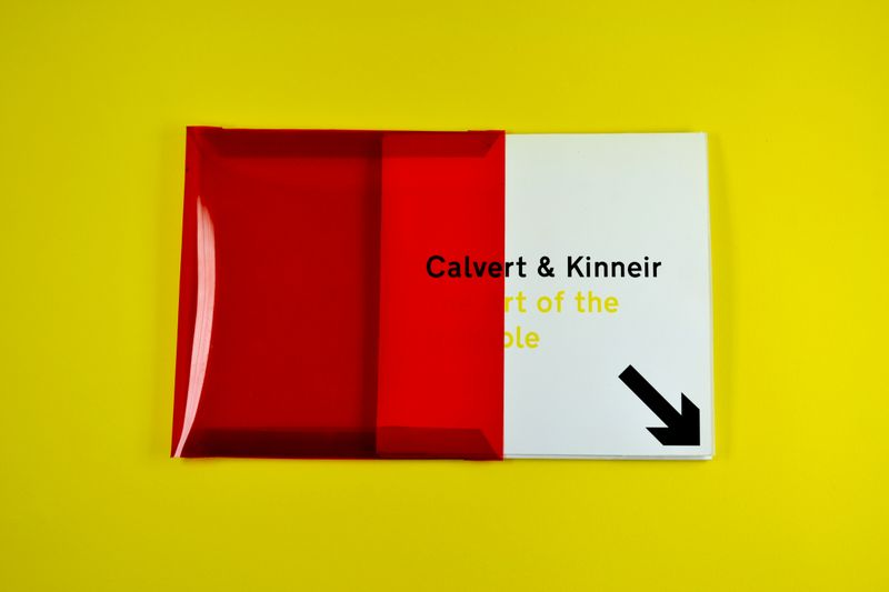 Calvert & Kinneir - The Art of the Invisible (Book)