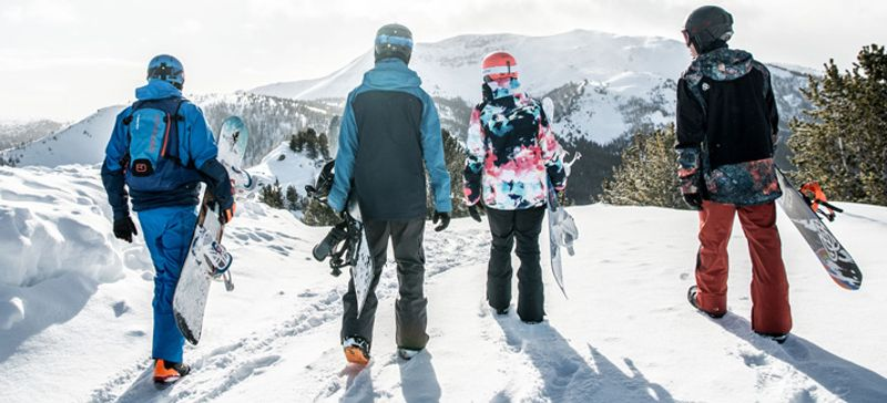 Ski and Snowboard Clothing Style and Fit